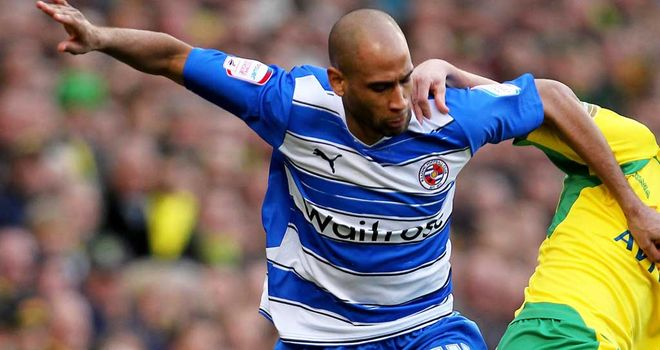 Jimmy Kebe: Expects to leave Reading after rejecting offer of a new deal