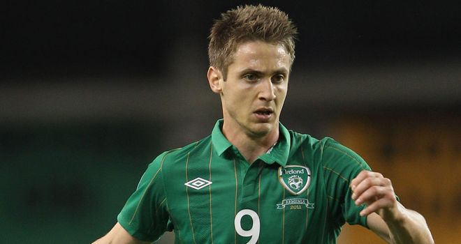 Kevin Doyle: Claims it is not madness to think the Republic of Ireland can win Euro 2012