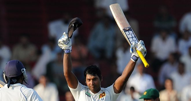 Kumar Sangakkara: Leading by example yet again for Sri Lanka