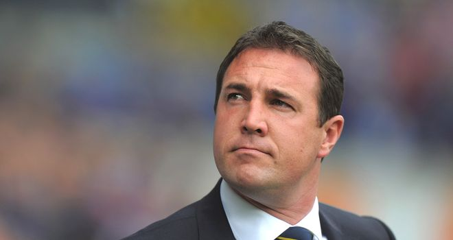 Malky Mackay: The Cardiff manager was 'absolutely delighted' with his side's mentality