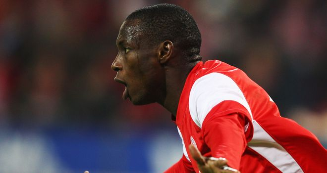 Anthony Ujah: Scored a double as Mainz beat Stuttgart on Friday