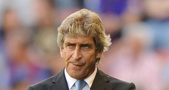 Manuel Pellegrini: Malaga manager admits the club&#39;s future is unclear