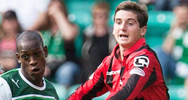 Kenny McLean: Being chased by Burnley after impressing at St Mirren this season