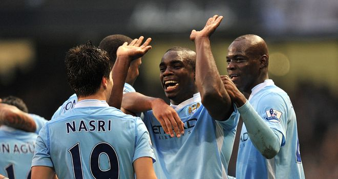 Micah Richards: Has potential to become the world's best right-back, believes Joleon Lescott