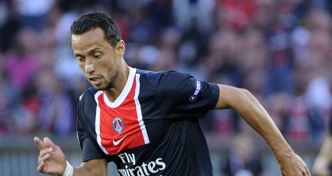 Nene: At the double in PSG's victory over Toulouse