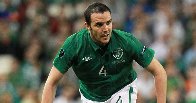 John O&#39;Shea: Battling to be fit for friendly against Hungary