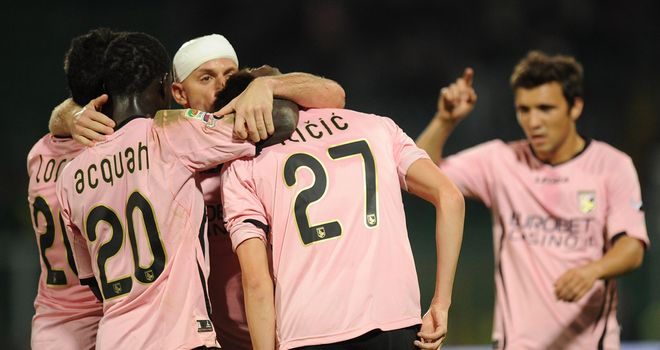 Palermo: New signings set to boost the squad