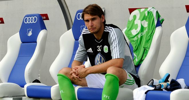 Patrick Helmes: Injury denied him chance to be Wolfsburg skipper this season