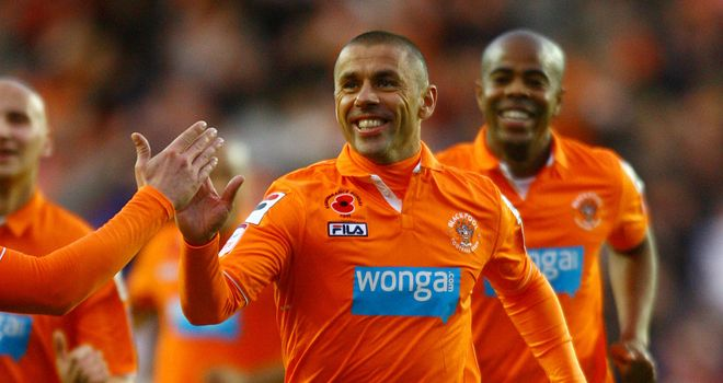Kevin Phillips: Started Blackpool's first 13 games before being dropped by boss Ian Holloway