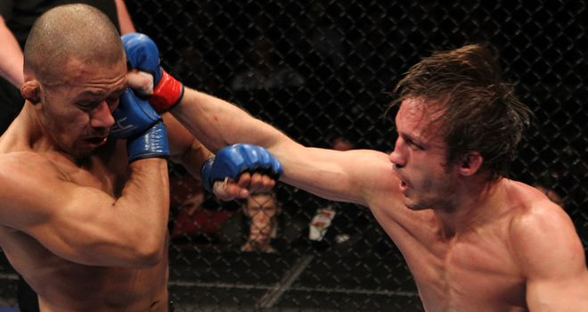 Brad Pickett: Ready to return to UK soil