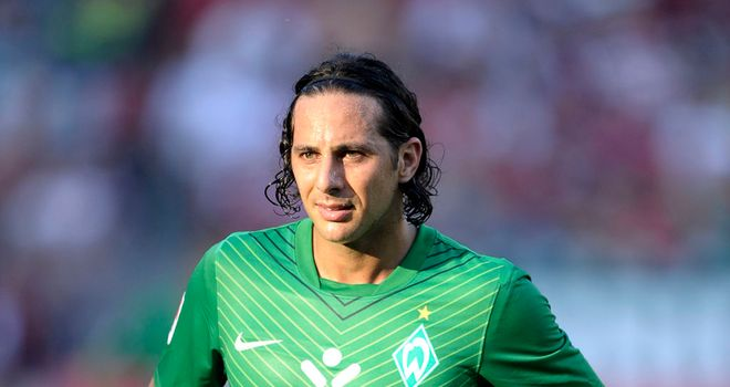 Claudio Pizarro: Can leave Bremen on a free at the end of the season