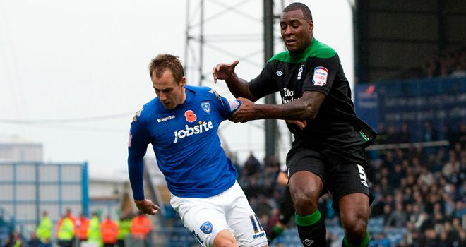 Luke Varney: Portsmouth midfielder feels Fratton Park side can escape financial woes