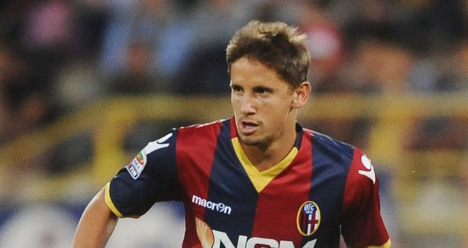 Gaston Ramirez: Would only be tempted away from Bologna for a higher wage