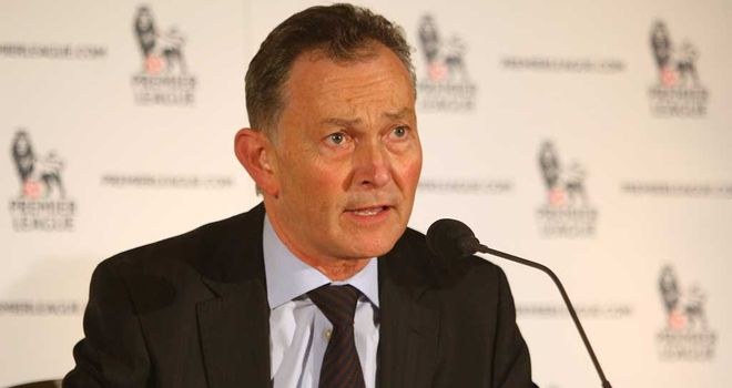 Richard Scudamore: Has warned Premier League clubs they will face a points deduction