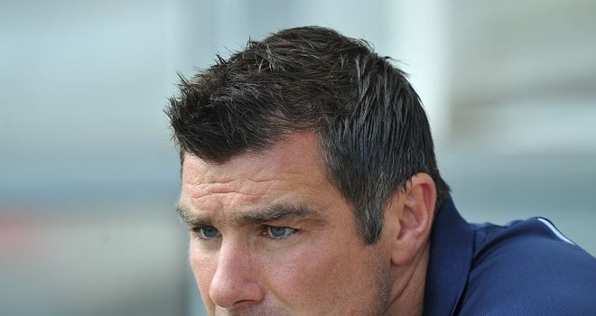 Richie Barker: Disappointed with just a point