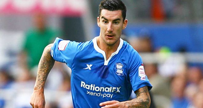 Liam Ridgewell: Birmingham defender has been linked with a January return to the Premier League