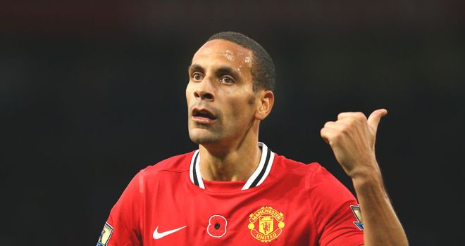 Rio Ferdinand: Has been linked with a move to the USA, but United have no plans to let him leave