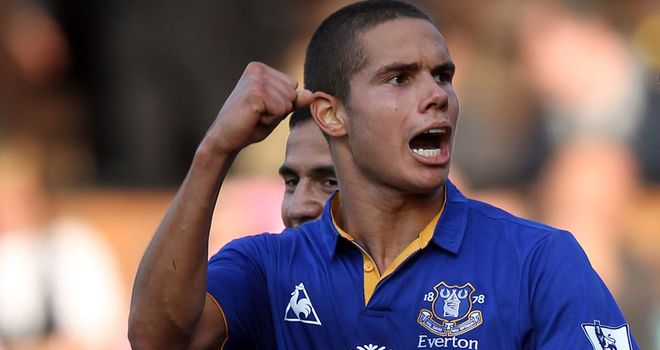 Jack Rodwell: Battle on to land the Everton star