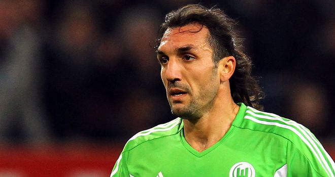 Sotirios Kyrgiakos: Greek defender is set to leave Wolfsburg during the January transfer window