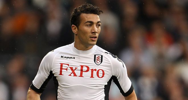 Stephen Kelly: Fulham defender has established himself as first choice right-back for Martin Jol