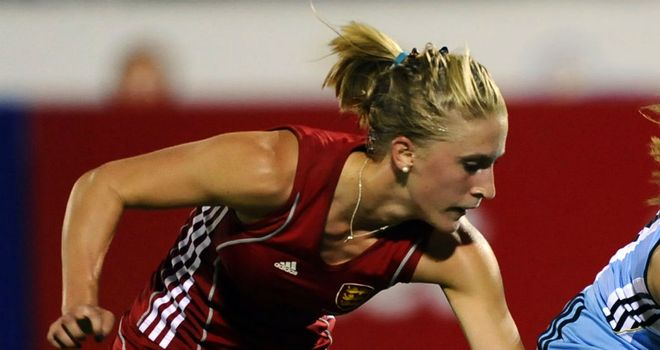 Susie Gilbert: Back in the squad after missing EuroHockey Nations Championships