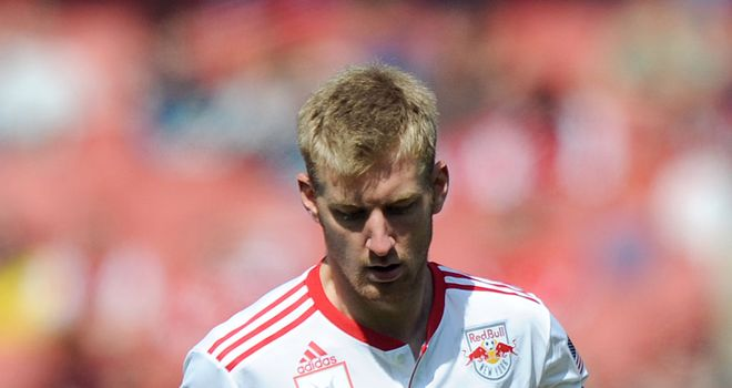 Tim Ream: New York Red Bulls defender has impressed on trial and West Brom are considering a loan