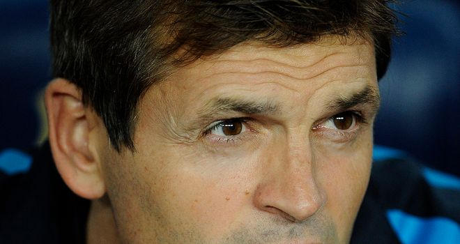 Tito Vilanova: Not scared of comparisons to former boss Pep Guardiola