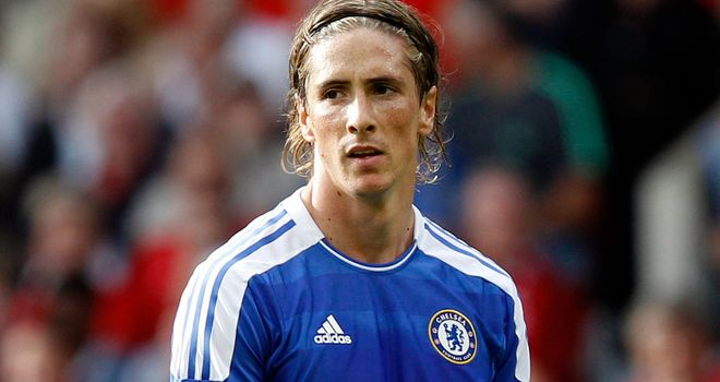 Fernando Torres: Has started Chelsea's last four games on the bench