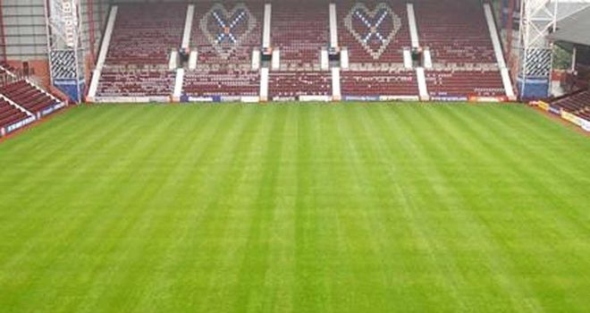 Hearts have been reprimanded over late payment of wages