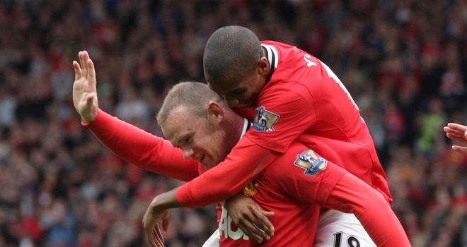 Wayne Rooney: Manchester United striker believes criticism of Ashley Young is harsh