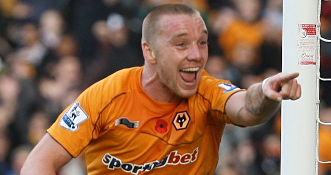 Jamie O'Hara: Midfielder set to miss Wolves' next two Premier League games due to hernia injury