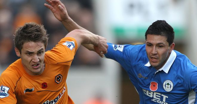 Kevin Doyle: Striker's work-rate delights Wolves boss Mick McCarthy
