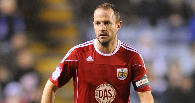 Louis Carey: Bristol City defender set for 18th season at Ashton Gate