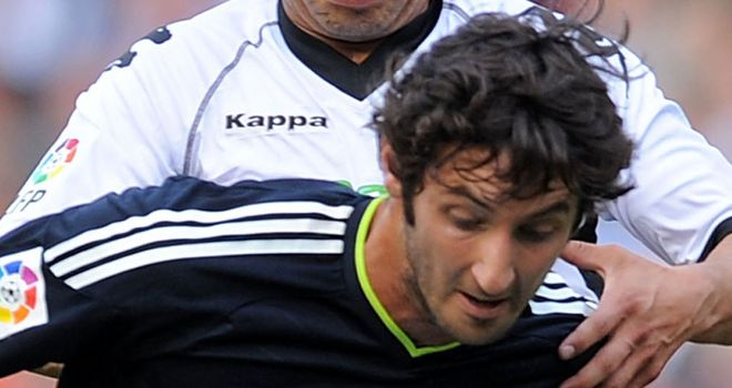 Esteban Granero: Reported to be interesting Liverpool