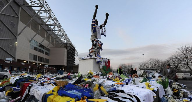 Tributes: Speed's former clubs plan to pay their respects this weekend