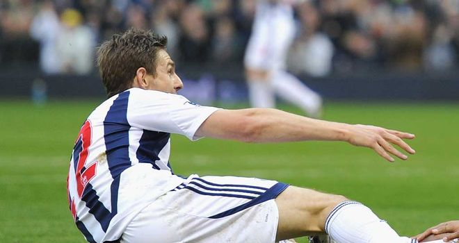 Zoltan Gera: Could be set for a surprise return before the end of the season