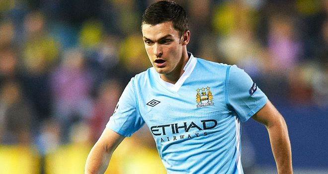 Adam Johnson: City winger overjoyed with their excellent home form