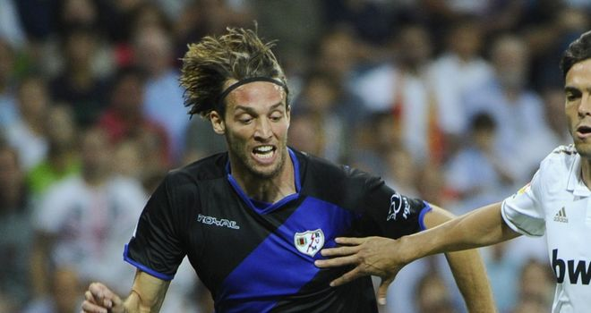 Michu: Happy with how season is going at Rayo Vallecano