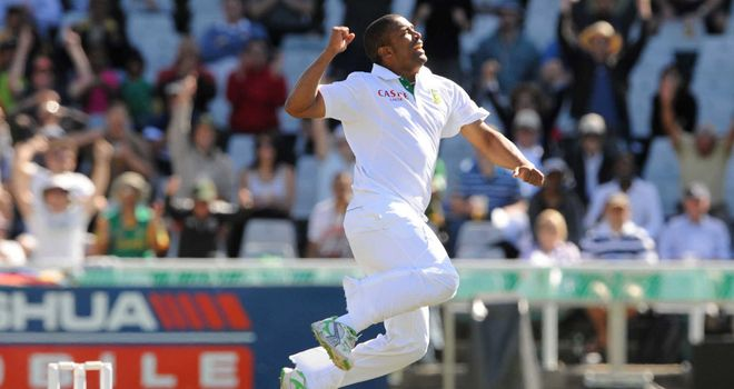 Vernon Philander: Somerset deal is subject to his possible participation in the IPL