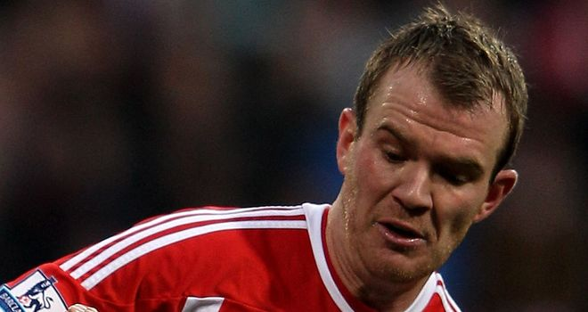 Glenn Whelan: Stoke midfielder is looking beyond 40-point mark