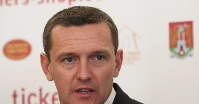 Boothroyd: Determined to succeed