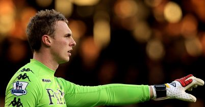 David Stockdale: Fulham goalkeeper has joined Hull City on loan
