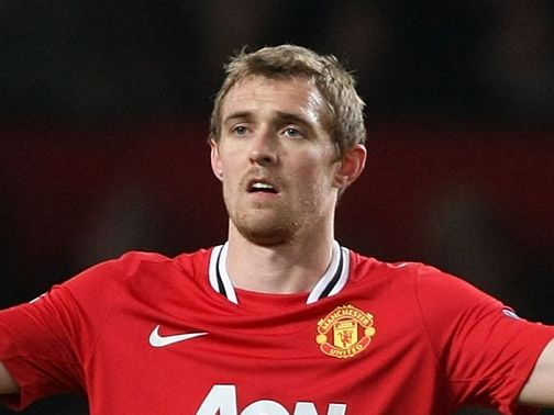 Darren Fletcher: Has been absent since December