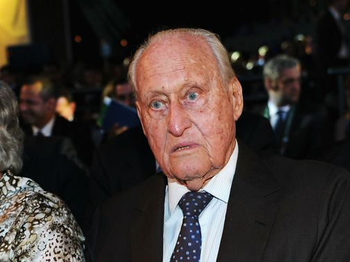 Havelange: Former FIFA president