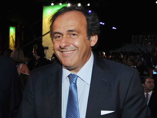 Michel Platini: Format changes being considered