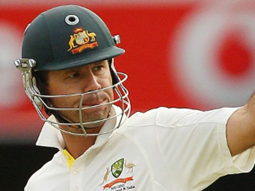 Ricky Ponting: Winning fitness battle