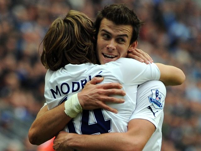 Modric: Wants to see Bale at the Bernabeu