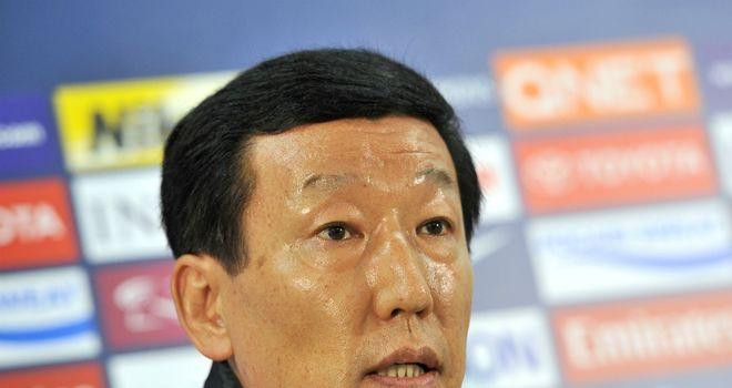 Choi Kang-hee: New South Korea manager