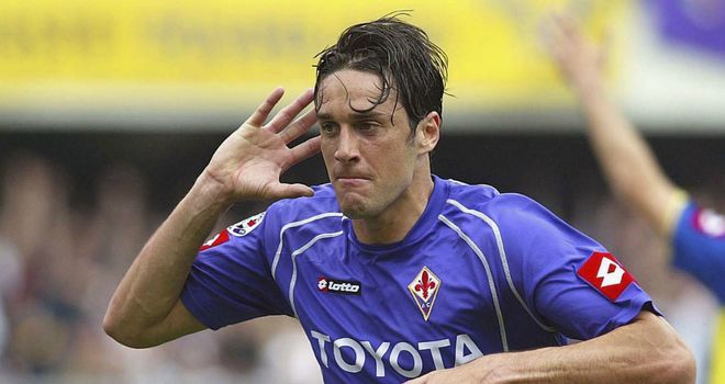 Luca Toni: Unlikely to return to Fiorentina colours