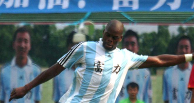 Marlon Harewood: Set to sign short-term deal with Forest after spell in China